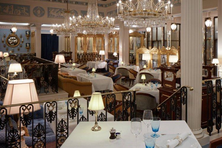 Celeste - Michelin star restaurants London