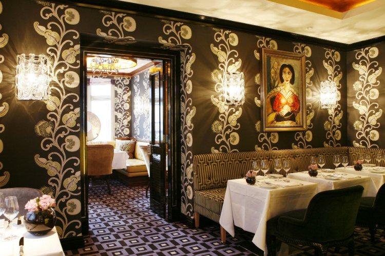 Seven Park Place - Michelin star restaurants London