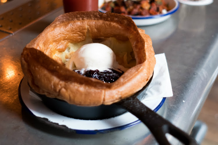 Spuntino - bottomless brunches in London
