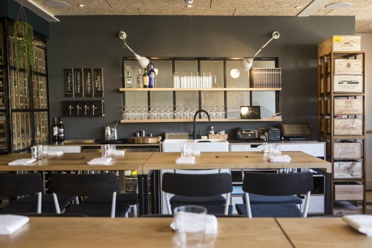 Trinity - Michelin star restaurants London