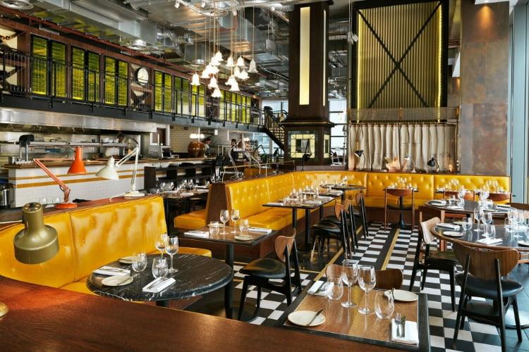Bread Street Kitchen - Gordon Ramsay Restaurants