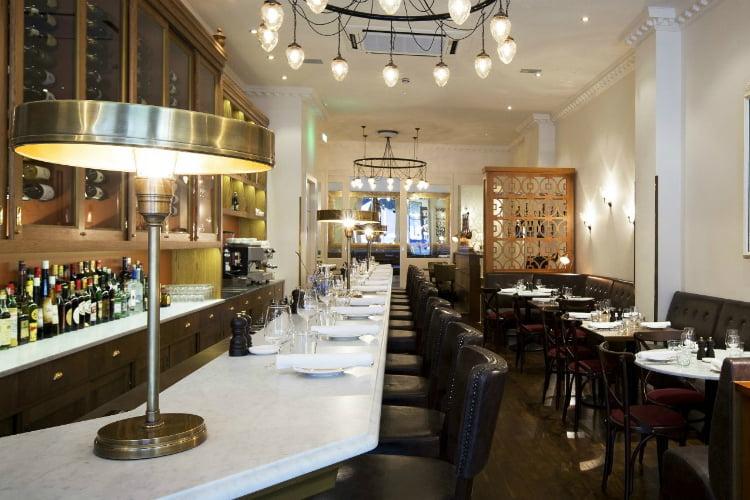 Cafe Murano - best restaurants in Covent Garden