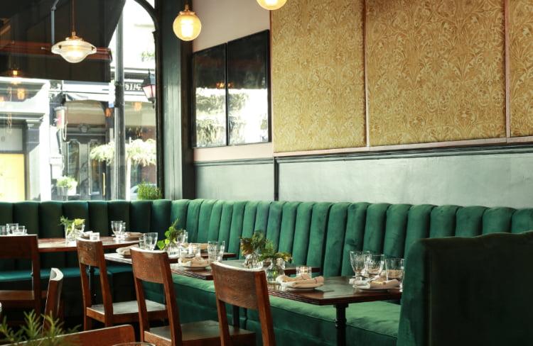 Cora Pearl Covent Garden Restaurants