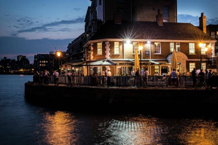 The Narrow - Gordon Ramsay Restaurants in London