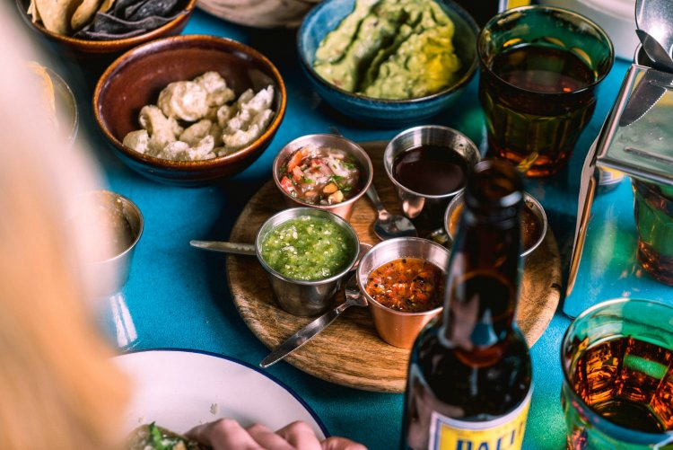 Casa Pastor - best tacos in London