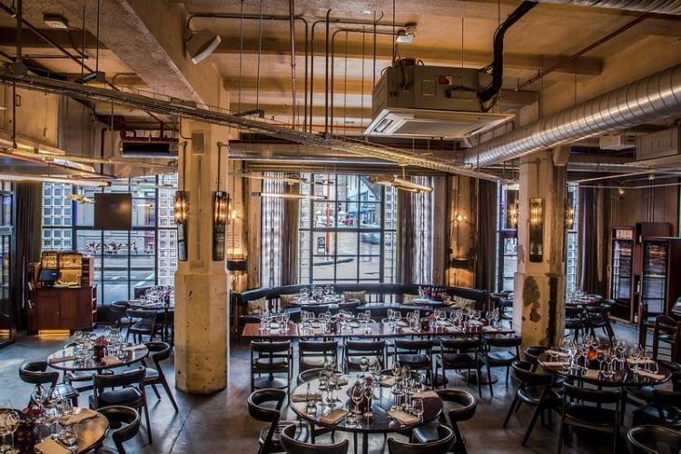 Union Street Cafe - Gordon Ramsay Restaurants