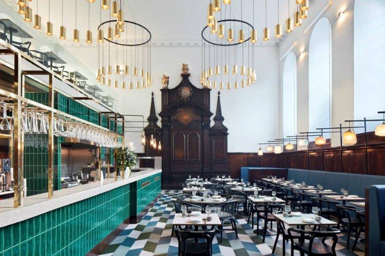 Duddells - best London Bridge restaurants