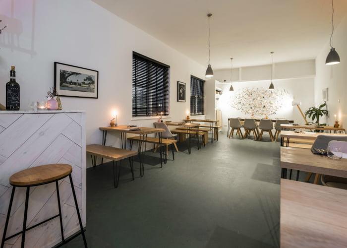 Plates - best vegan restaurants london