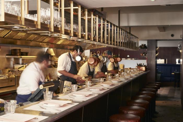The Palomar - best vegan restaurants London