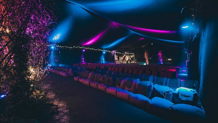 Backyard Cinema The Christmas Labyrinth