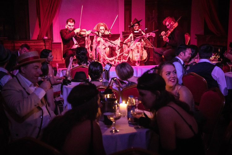 Candlelight Club London Halloween