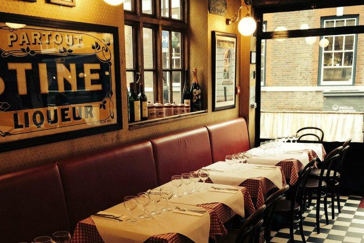 Casse Croute - London Bridge restaurants Borough market Restaurants
