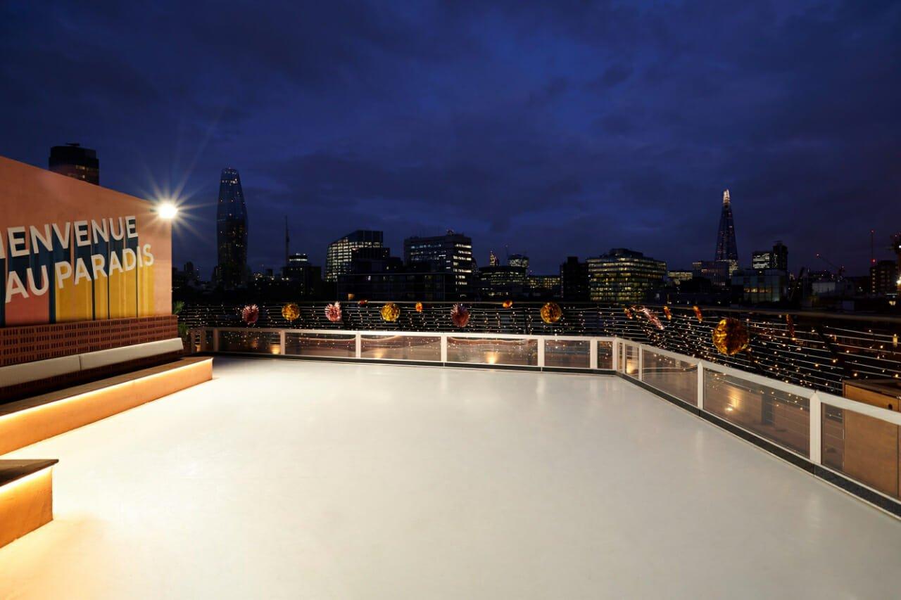 Ice Rinks London