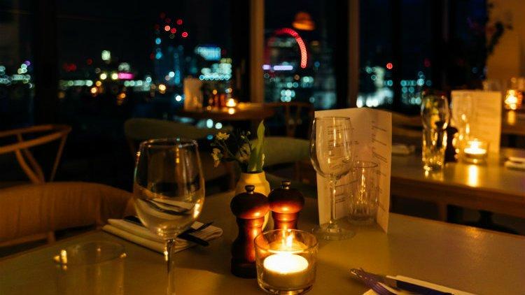 Garden Room restaurant