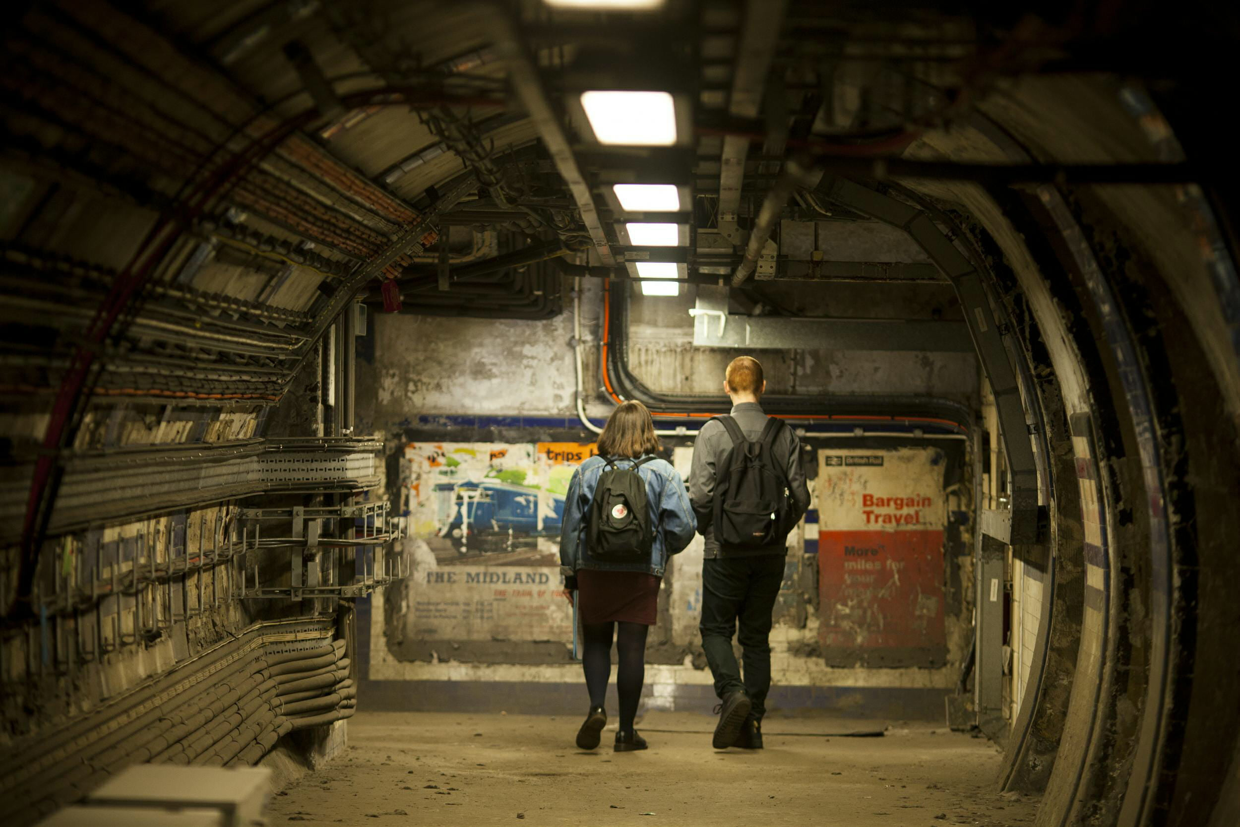Hidden London Transport Museum