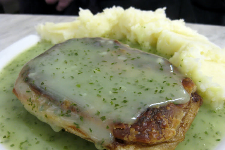 Manze Pie and Mash - Peckham