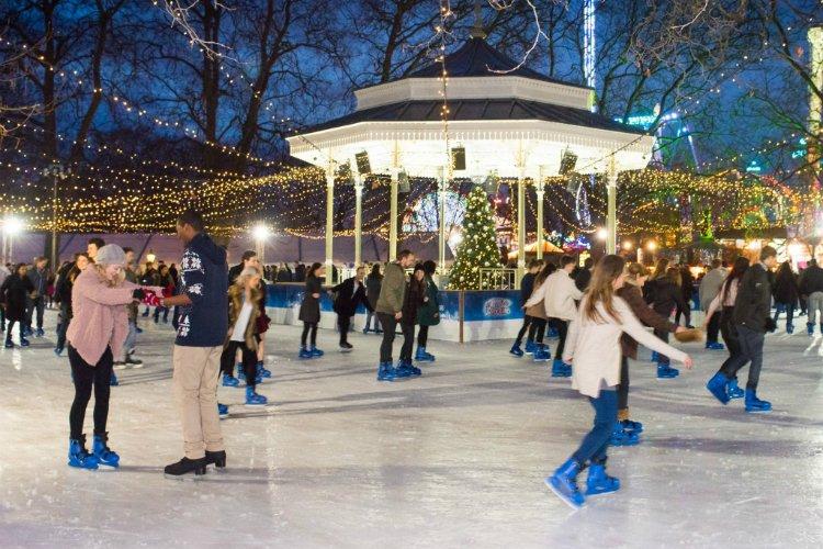 Winter Wonderland - winter pop ups London