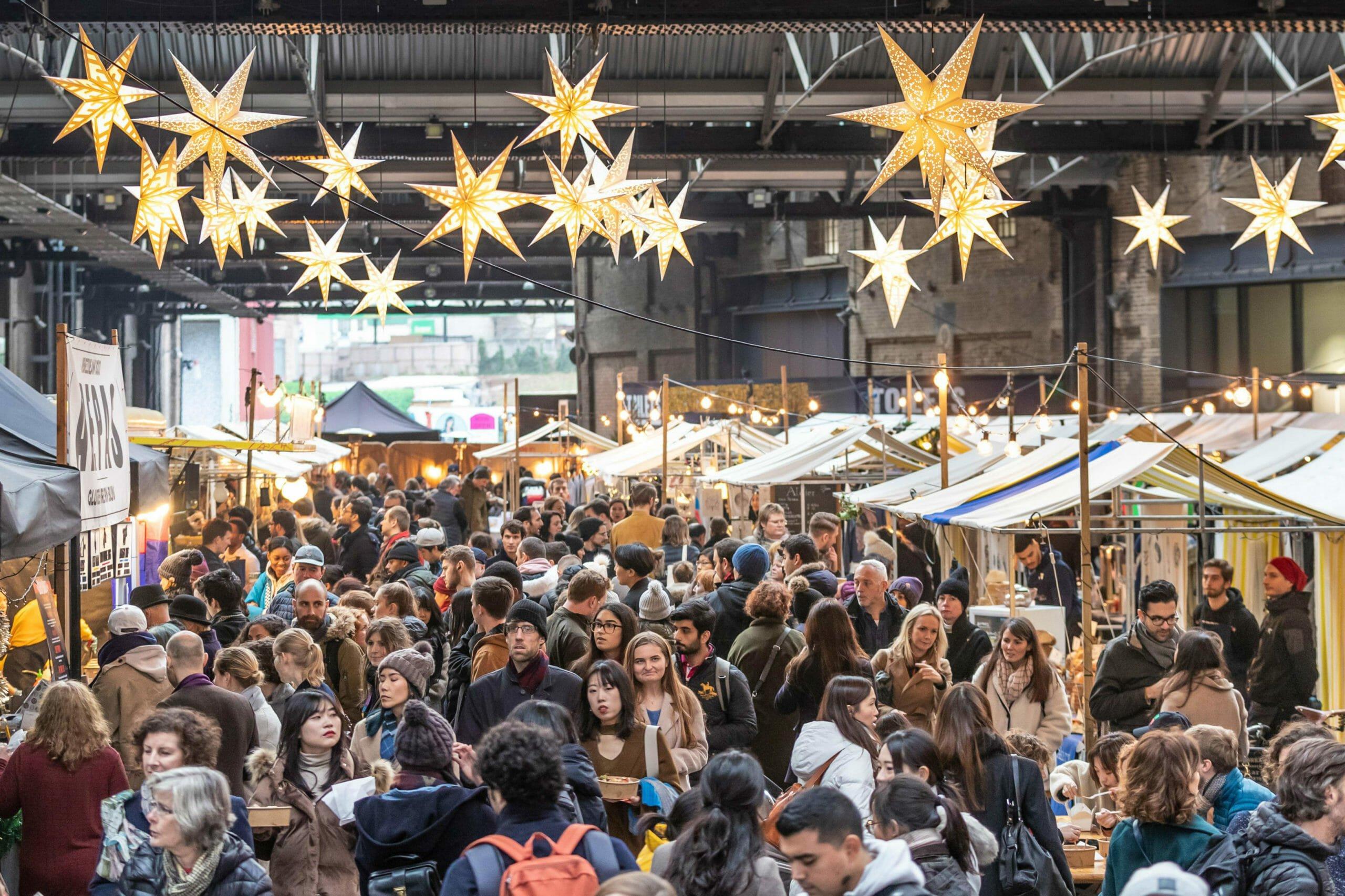 Canopy Market Christmas