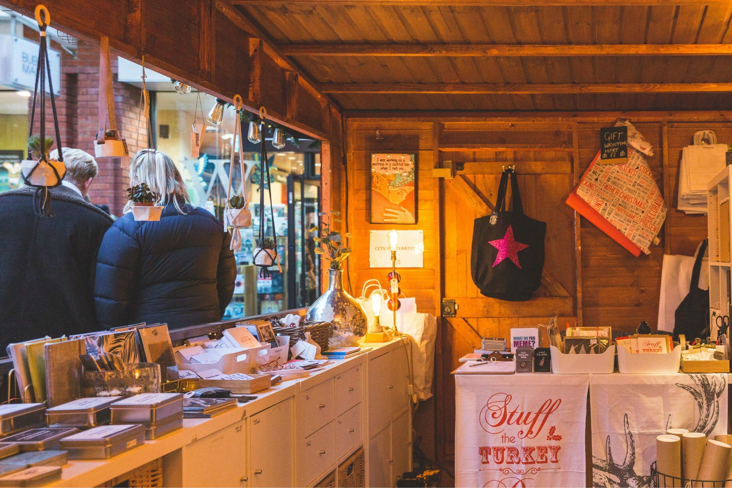 Ealing Christmas Market