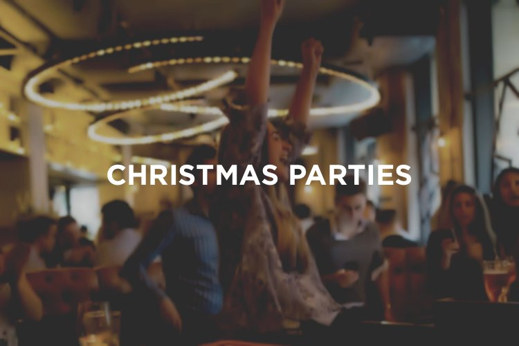 Office Christmas Parties - Christmas in London 2018