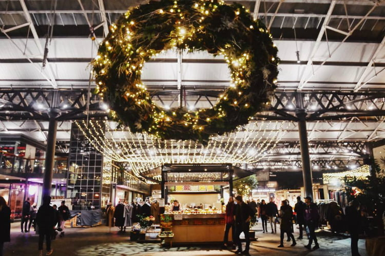 Old Spitalfields Christmas Market