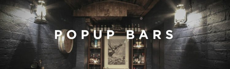 Pop Up Bars - things to do in London this month