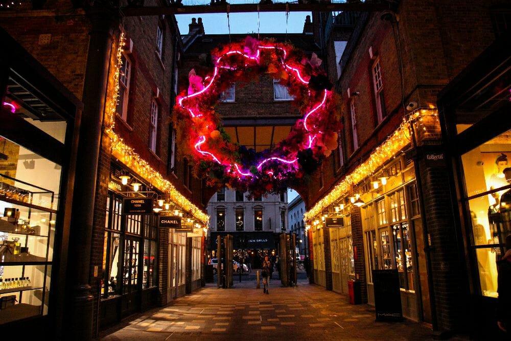 Spitalfields Christmas Shopping Lates