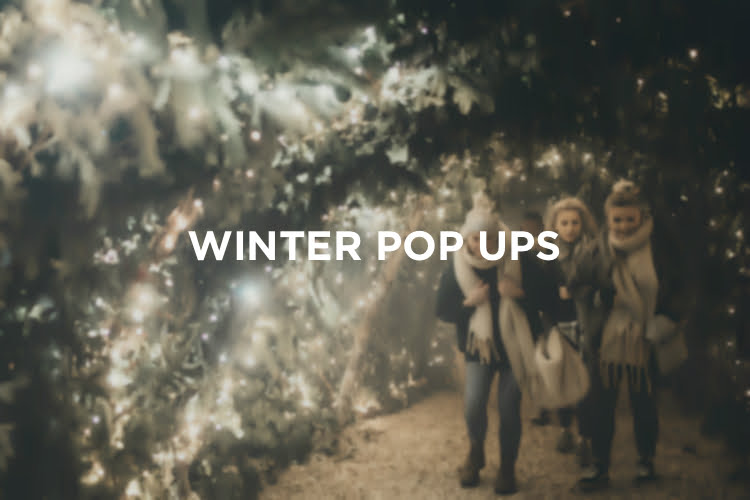 Winter Pop Ups - Christmas in London 2018