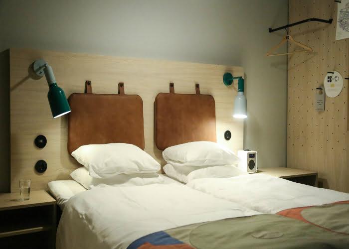 Best Hotels Stockholm: Hobo