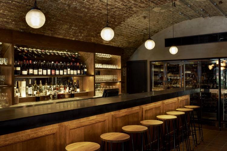 Best Wine Bars London: The Drop