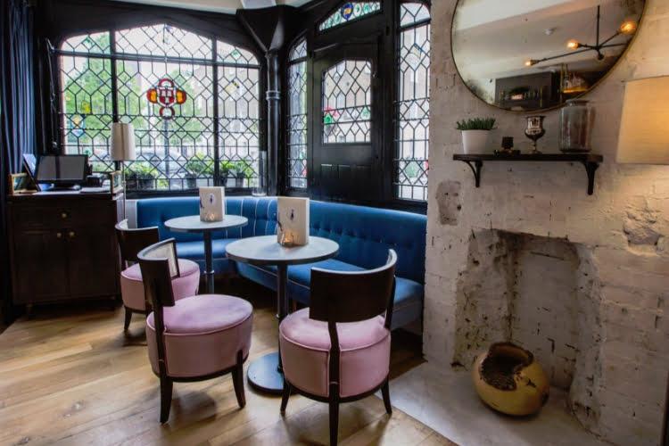 Best Wine Bars in London Clarette