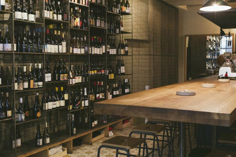 Best Wine Bars in London P Franco