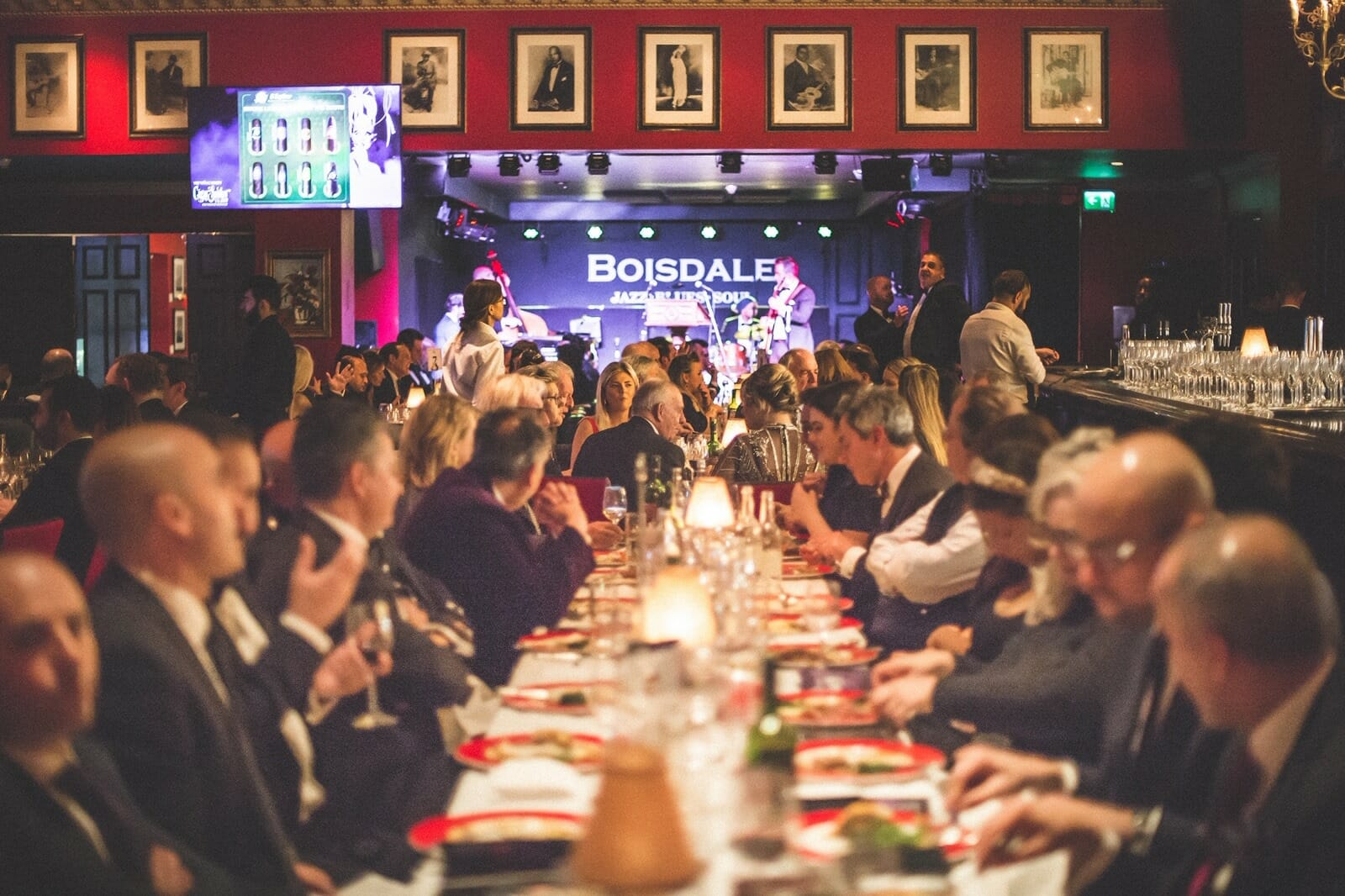 Boisdale live jazz London
