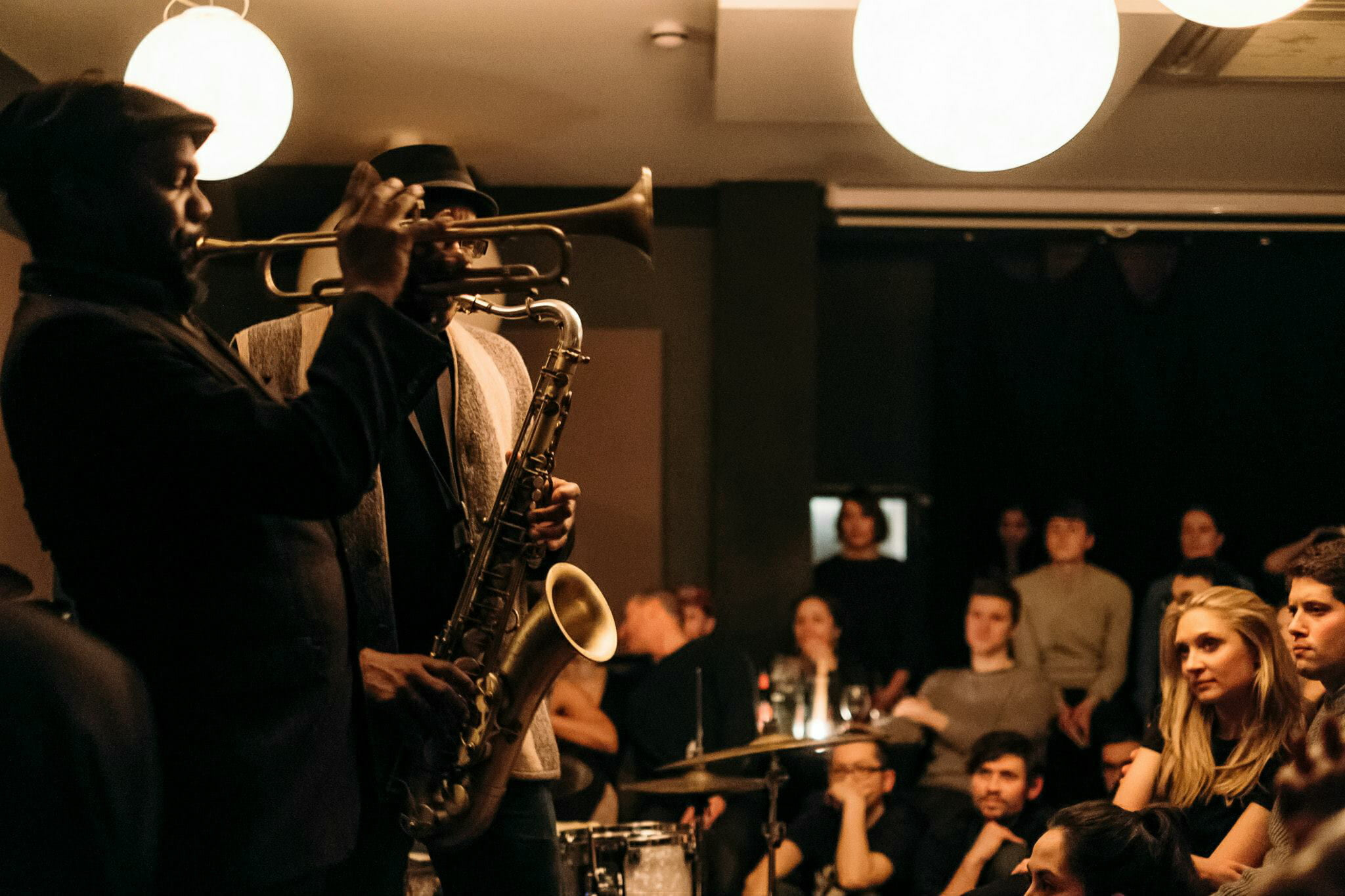 Brilliant Corners jazz bars London