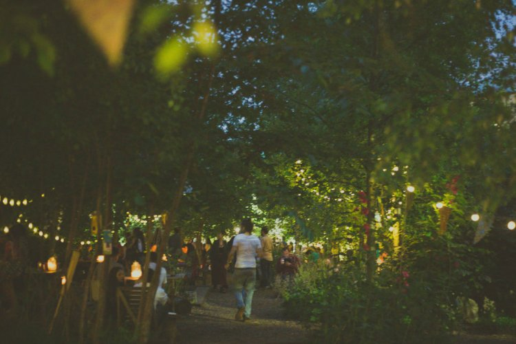 Secret Gardens - free things to do in London