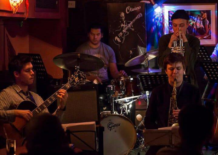 Olivers Jazz Bar London