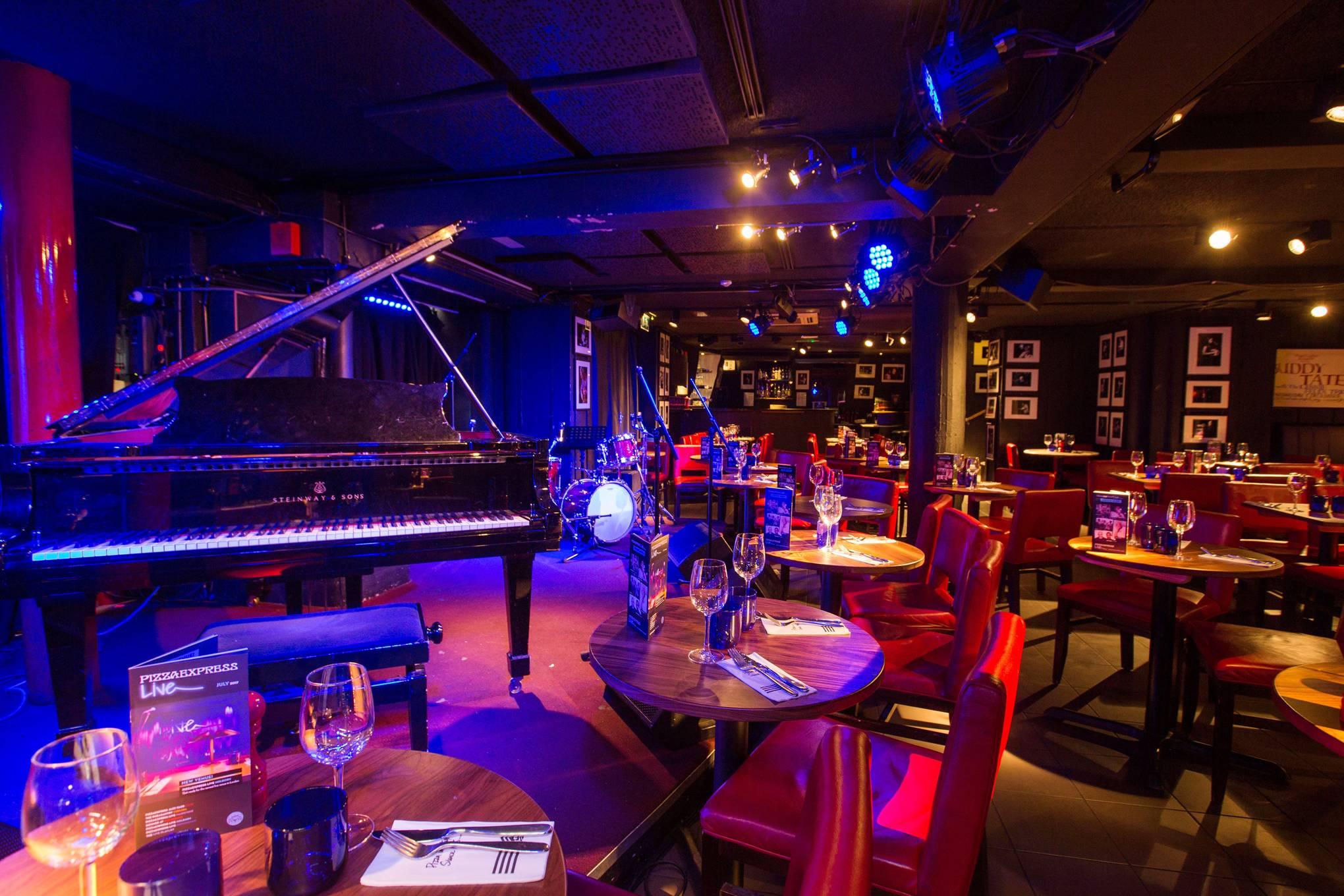 Pizza Express Live jazz bar London
