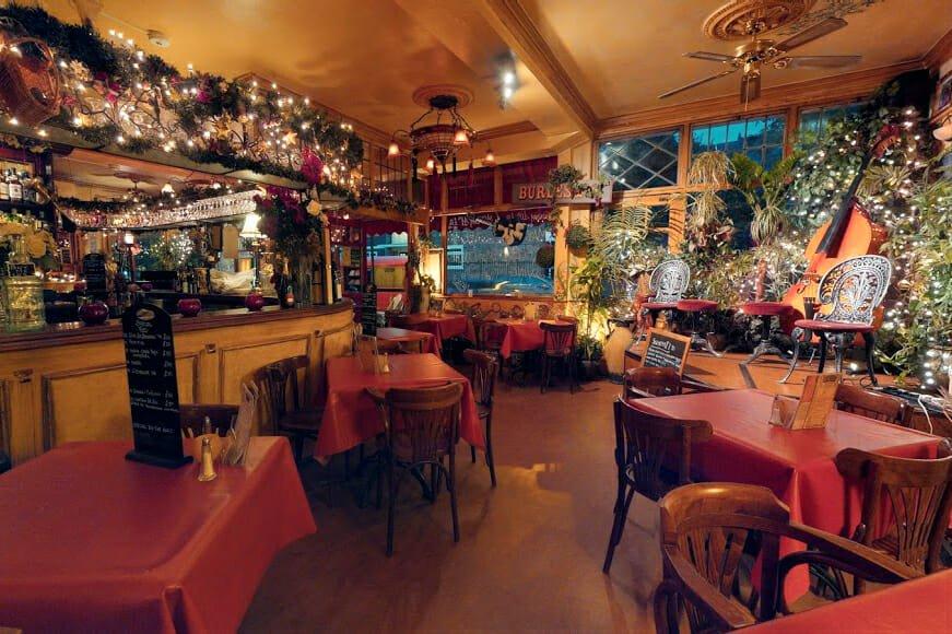Le Quecumbar jazz bars London