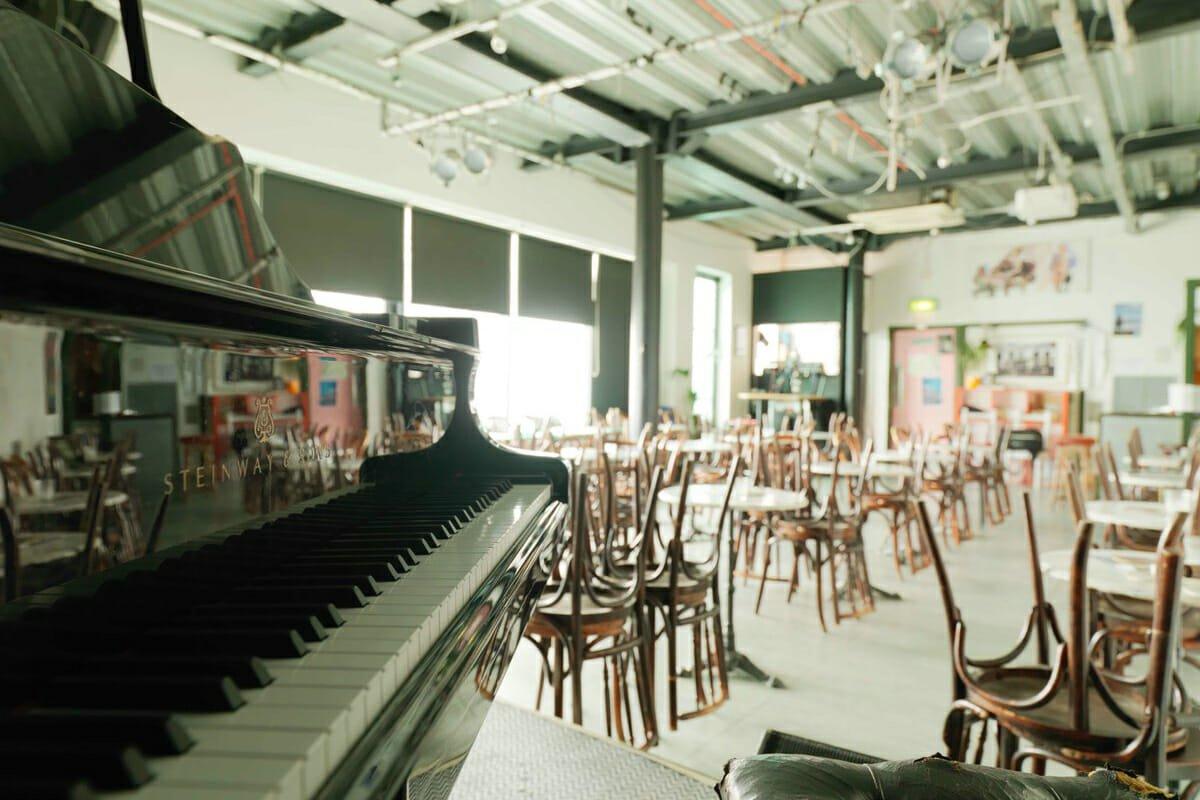Vortex jazz bar London