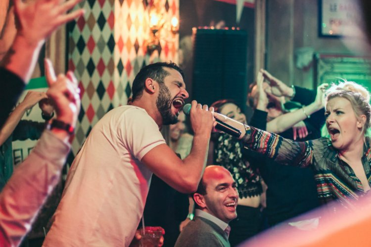 Bunga Bunga Karaoke Bar London