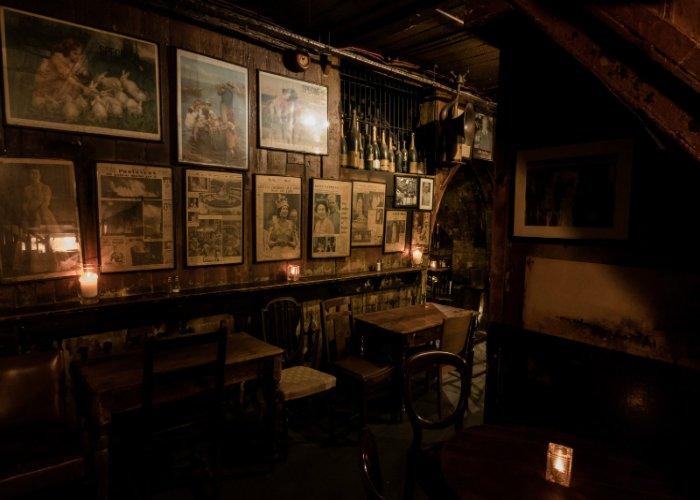 Best Wine Bars in London Gordon's Wine Bar