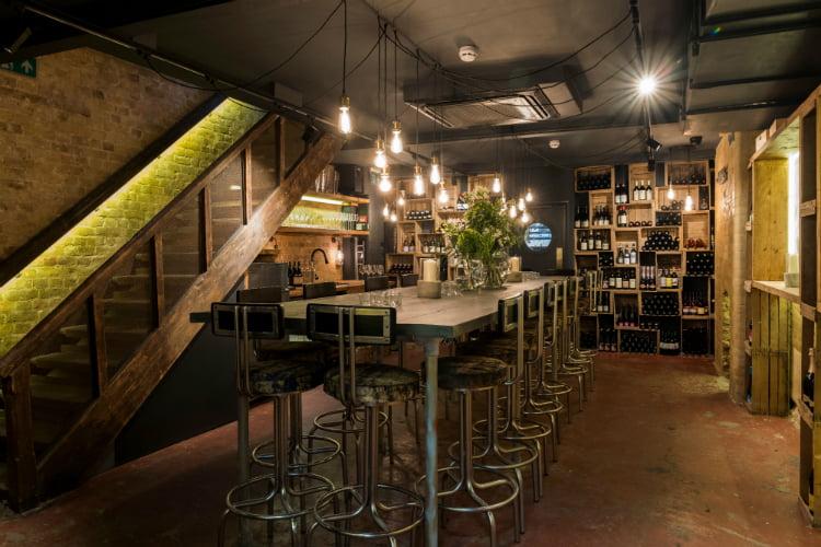 Best Wine Bars London: Bottles