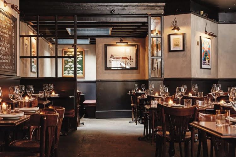 Best Wine Bars in London Noble Rot