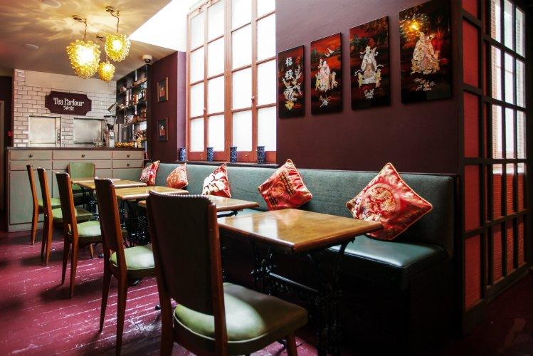 24 Hour Restaurants London Opium