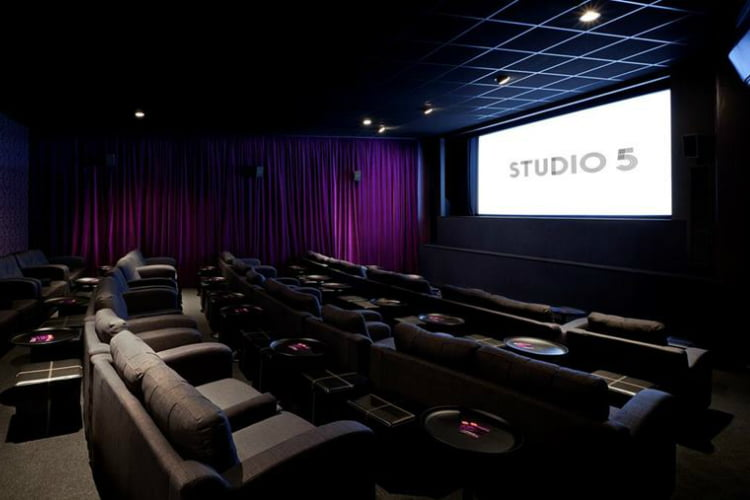 Best Cinema London: Genesis