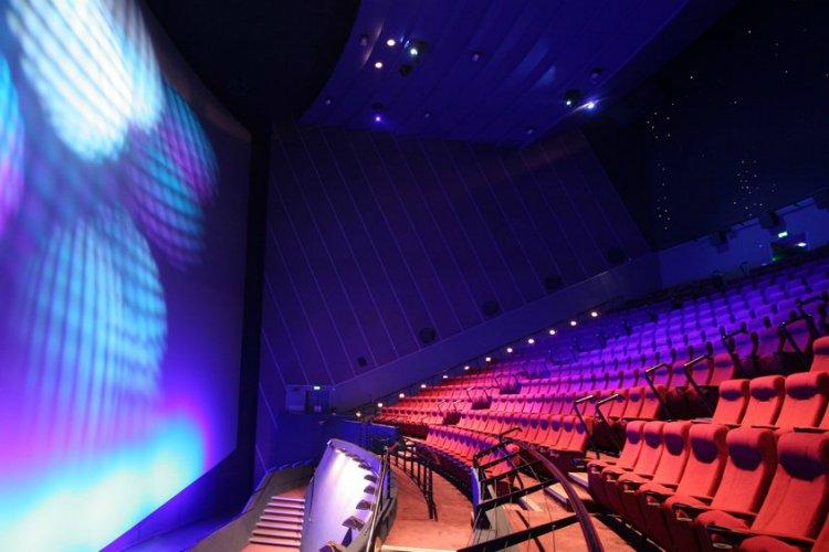 Best Cinema London: BFI Imax
