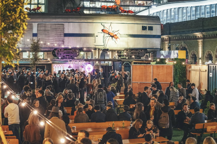 Vinegar Yard things to do in London this month