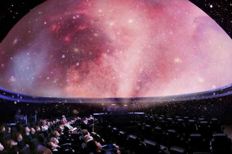 Peter Harrison Planetarium Greenwich