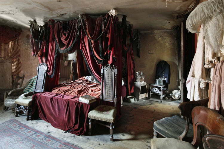 Dennis Severs House unusual museums London