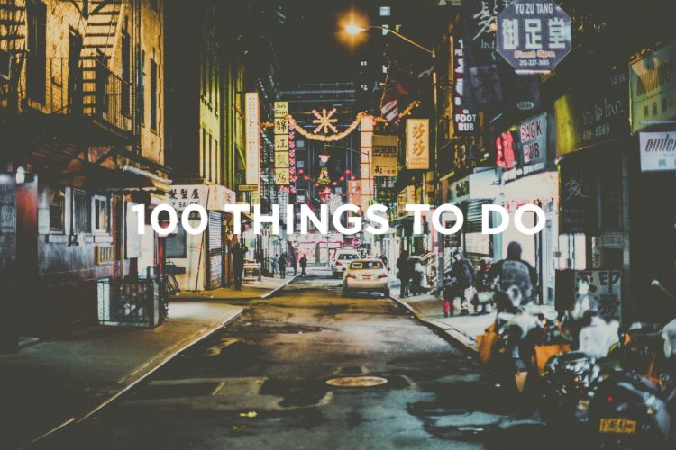 things to do in New York guide NYC